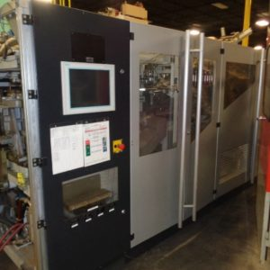 2007 Sidel SBO2 Copact XL PET Stretch Blow Molding Machine