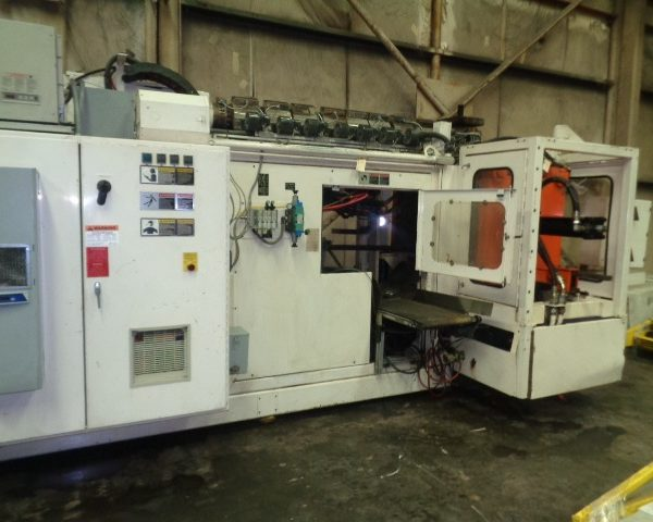 2004 Graham Model C-30 Reciprocating Screw Blow Molding Machine