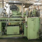 1989 Bekum Model BM 303D Dual Shuttle Continuous Extrusion Blow Molding Machine