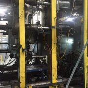 Hartig dual 15 pound Blow Molding Machine-4