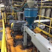 Hartig dual 15 pound Blow Molding Machine-11