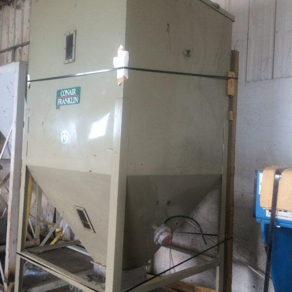 Conair 8000 pound capacity surge bin