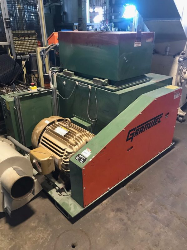 Granutec Model TFG 1632 (75) Horse Power Granulator