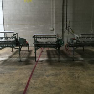 Uniloy 4 Lane Cooling Bed- in good condition and available for immediate delivery