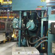 Cincinnati Milacron Model 375-48 (375) Ton Injection Molding Machine