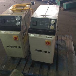 AEC Model TCU100 Trump Temperature Control Machine