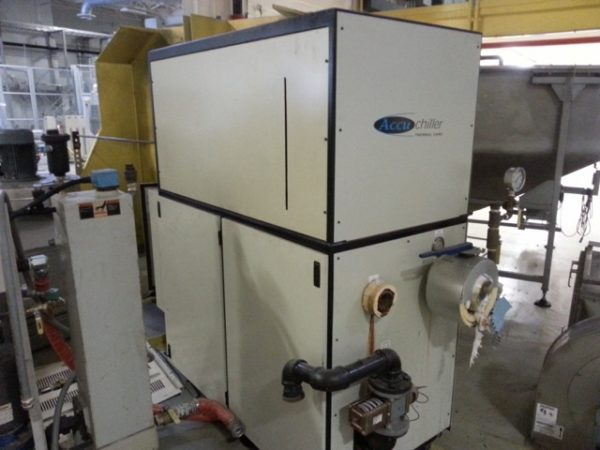 2004 Thermal Care Model LQ2W3004 Chiller
