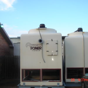 Advantage 135 Ton Model PT-135 Cooling Tower.