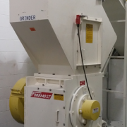 2009 Foremost Model SHD-7A (50) Horse Power Granulator- includes 10 horse power blower