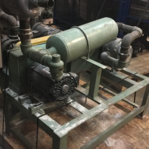 Garner Denver 5 Horse Power Vacuum Pump