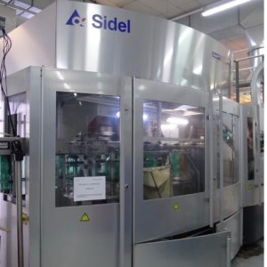 2007 Sidel SBO 20 Universal PET Reheat Stretch Blow Molding Machine