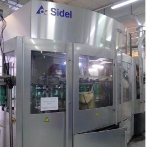2007 Sidel SBO 20 Universal PET Reheat Stretch Blow Molding Machine