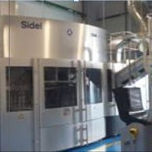 2007 Sidel SBO 16/20 PET Blow Molding Machine