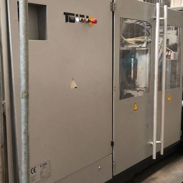 2008 Sidel SBO 4 PET Reheat Stretch Blow Molding Machine