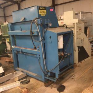 Tubar Hydraulic Dumper, 1000 pound capacity