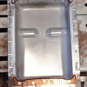 Uniloy Model 80179 Industrial Square Blow Molds