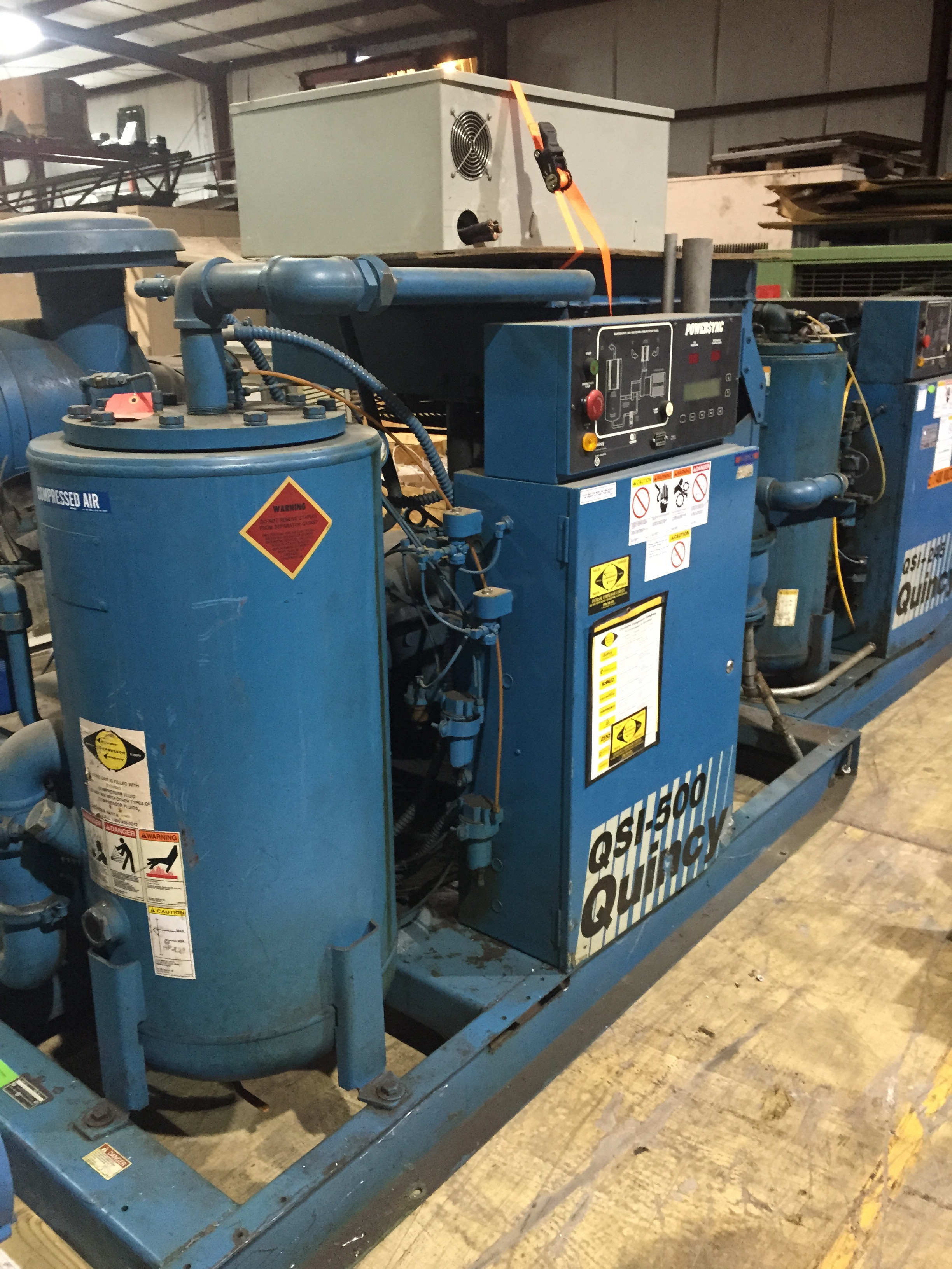 Quincy qsi 500 manual array quincy model qsi 500ana32ec low pressure air compressor rh internationalpack com fandeluxe Choice Image