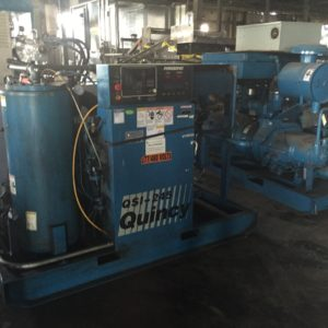 Quincy Model QSI-245 Low Pressure Air Compressor