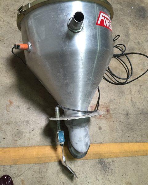 Foremost Vacuum Receiver