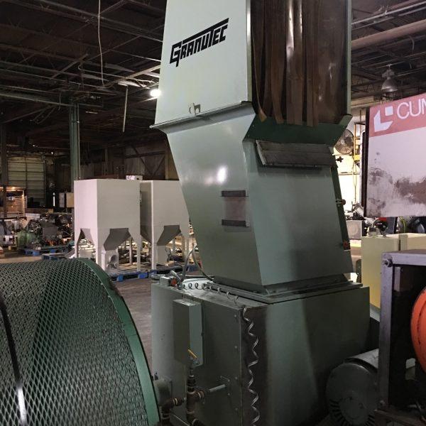 Granutec Model TFG 1624 (50) Horse Power grinder