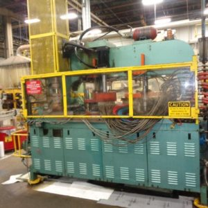 Jomar Model 115 Injection Blow Molding Machine