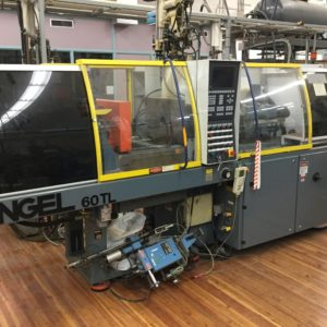 Engel Model ES200/60 TL (60) TOn Injection Moding Machine