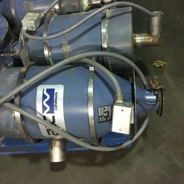 AEC Whitlock Model TF-301G Vacuum Receiver
