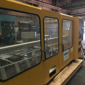 Hesta Graham Model HLD700 Blow Molding Machine
