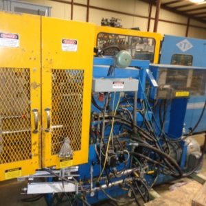 1993 Rocheleau Model SPB-2 Blow Molding Machine