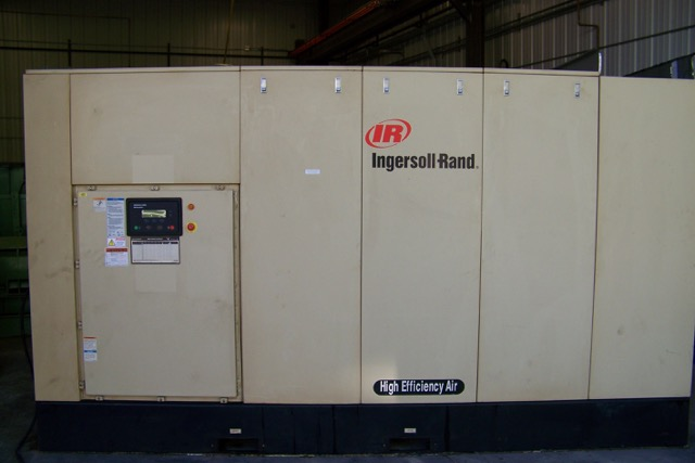 2000 Ingersoll Rand Model Ep 250 Low Pressure Air