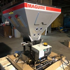 Maguire Model WSB 140 Weigh Scale Blender