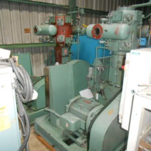 1999 Gardner Denver Model MLAABD High Pressure Booster Air Compressors