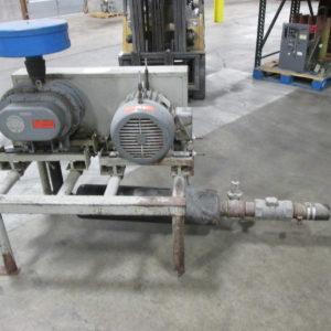 15HP Blower -1