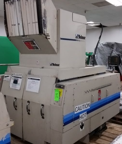 1999 Nelmor Model 1634 GRANULATOR 2