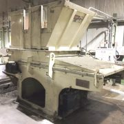 2002 Vecoplan Model RG52/100 U Shredder