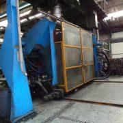 Kautex Model KB 500 (133) Pound Accumulator Head Blow Molding Machine