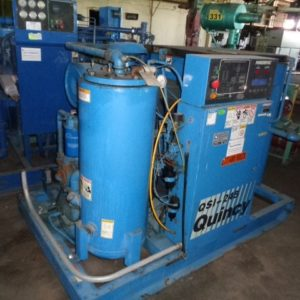 Quincy Model QSI 245ANA32EC 60 Horse Power Air Compressor