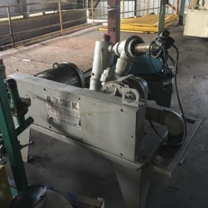 Walton Stout 15 Horse Power Vacuum Pump