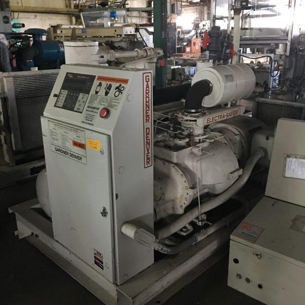 Gardner Denver 60 Horse Power Low Pressure Air Compressor