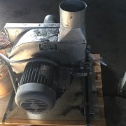 Sterling 5 horse power blower