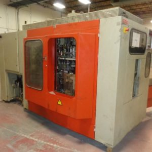 1998 Sidel Model SBO 2F PET Stretch Blow Molding Machine