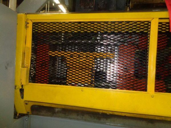 Uniloy Model 350 R2 (8) Head Blow Molding Machine