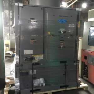 Carrier Model Aquasnap 15 Ton Air Cooled Chiller