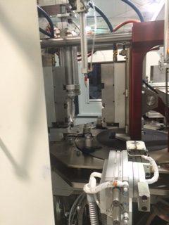 Amsler One Cavity Lab Machine