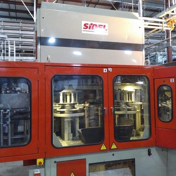 Sidel SBO 10 Stretch Blow Molding Machine pic 2