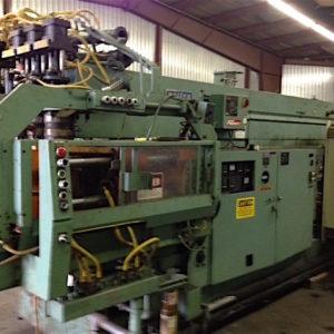 Uniloy Model 350 R2 (6) Head Reciprocating Screw Blow Molding Machine 1