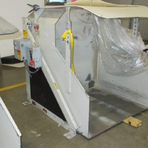 IMCS Model 20-5018 Hydraulic Dumper