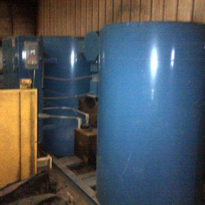 Novatec Model CDM-1400 Material Dryer and Hopper