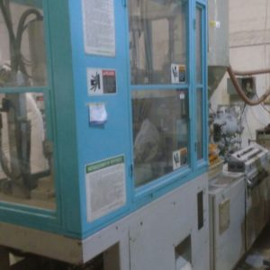 2002 Nissei Model ASB-50MB One Step Stretch Blow Molding Machine