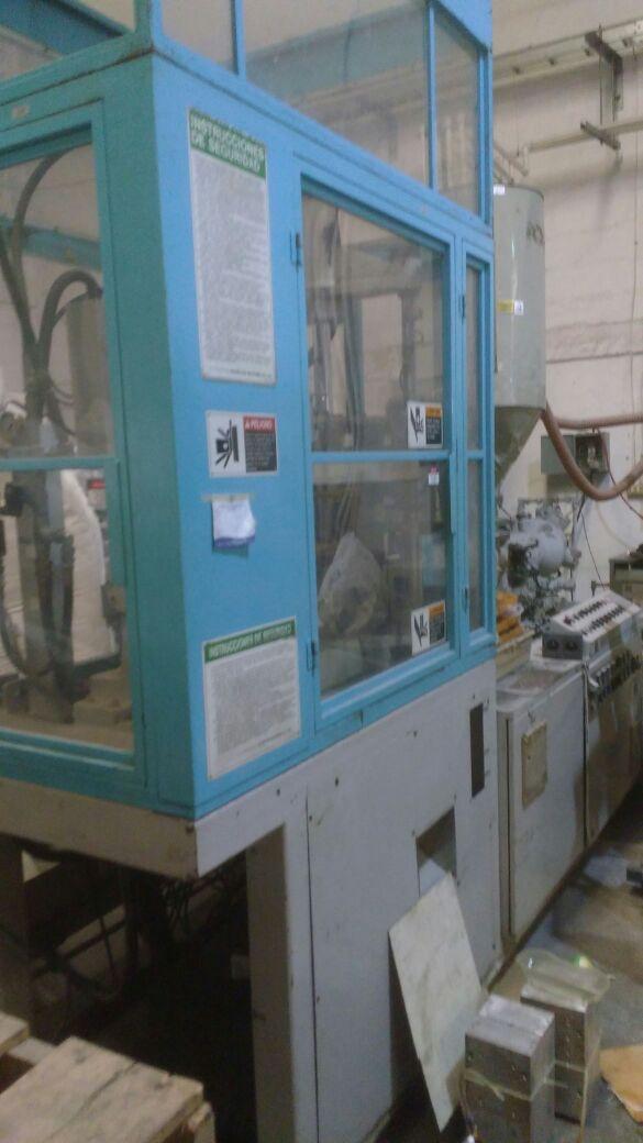 Nissei Model ASB-50MB One Step Stretch Blow Molding Machine